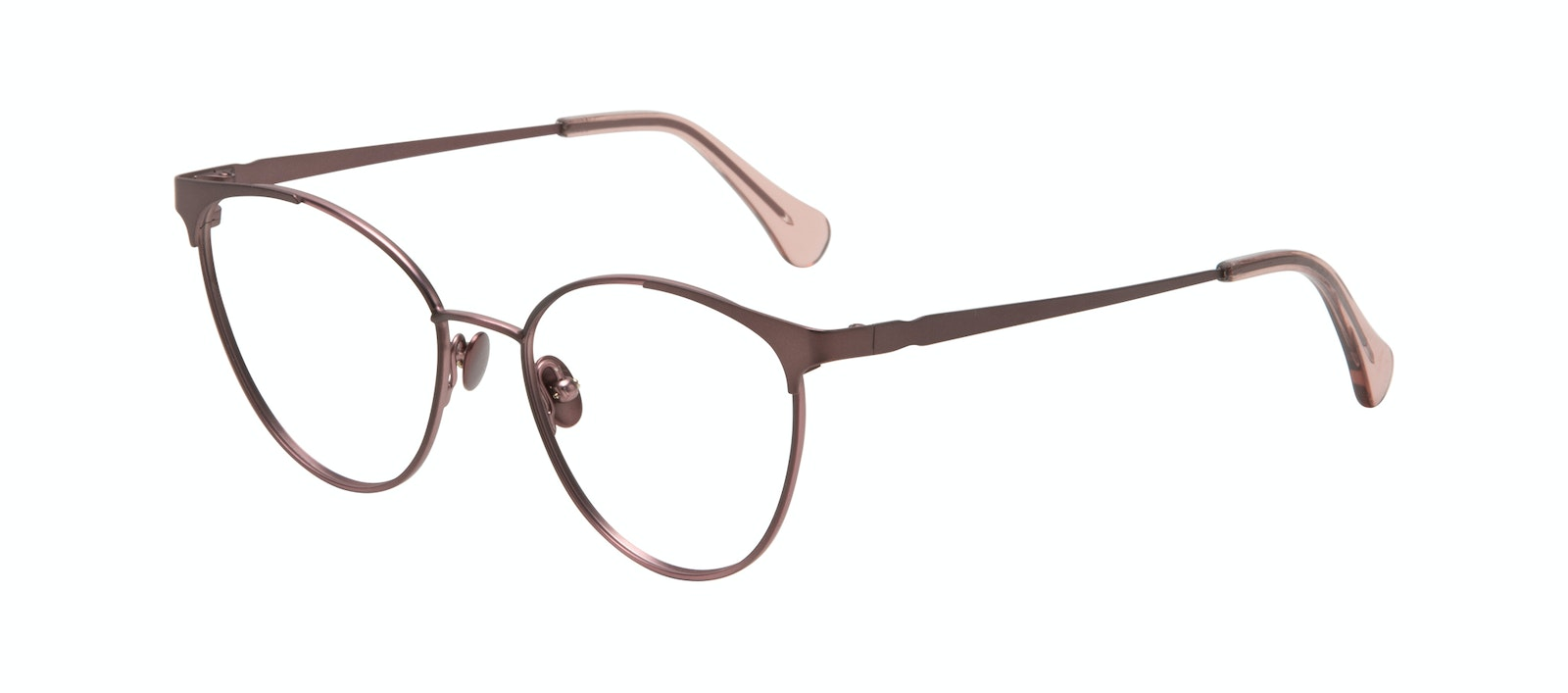 Affordable Fashion Glasses Cat Eye Eyeglasses Women Edgy Pink Terra Tilt