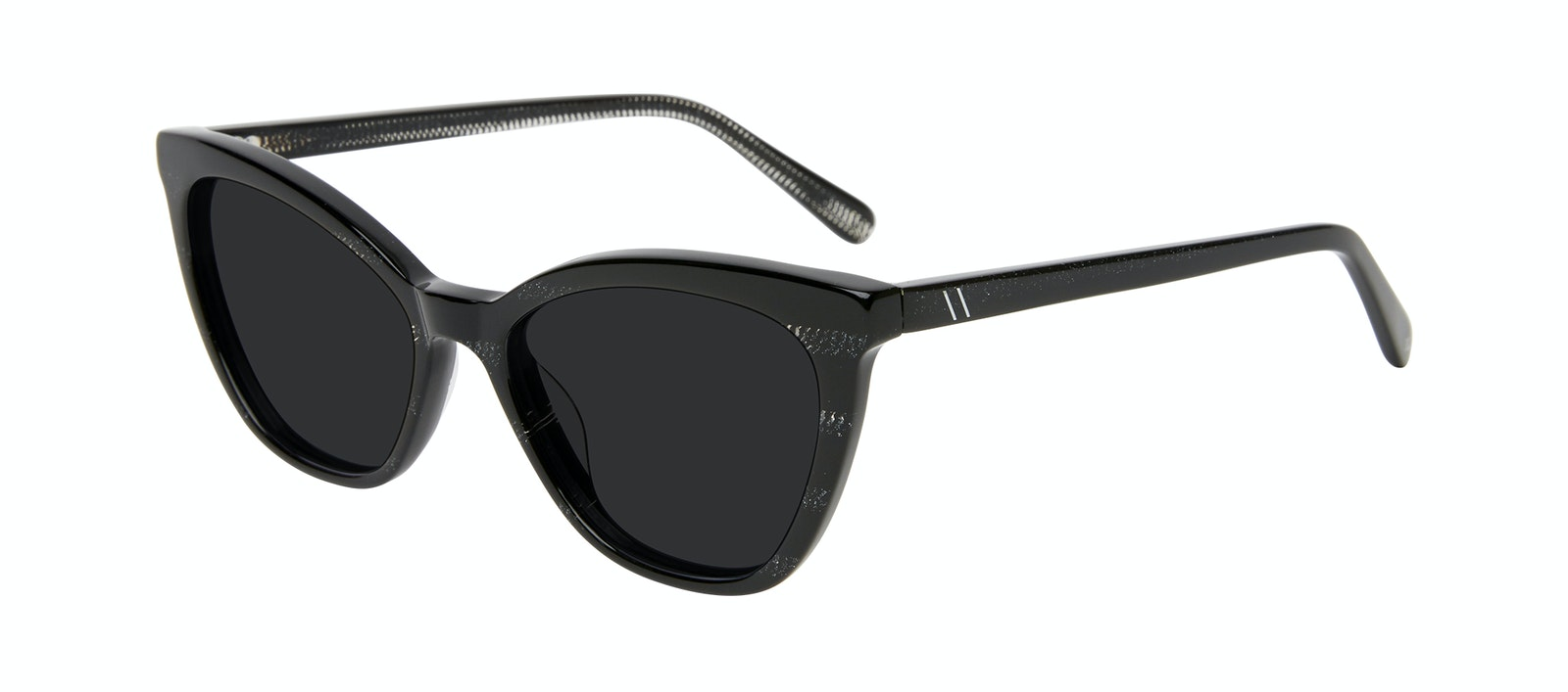 Affordable Fashion Glasses Cat Eye Sunglasses Women Elan Night Tilt