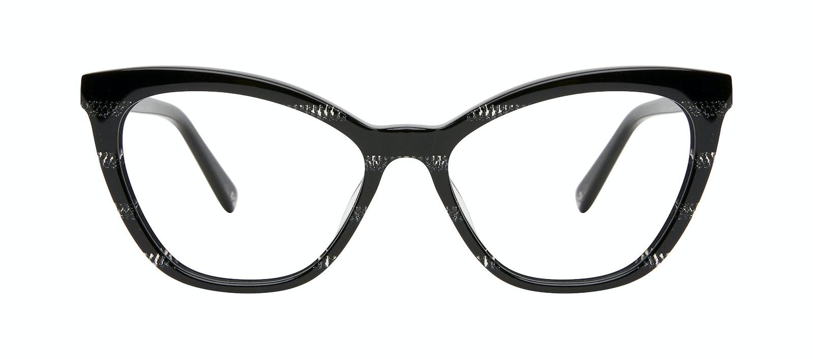 Affordable Fashion Glasses Cat Eye Eyeglasses Women Elan Night Front