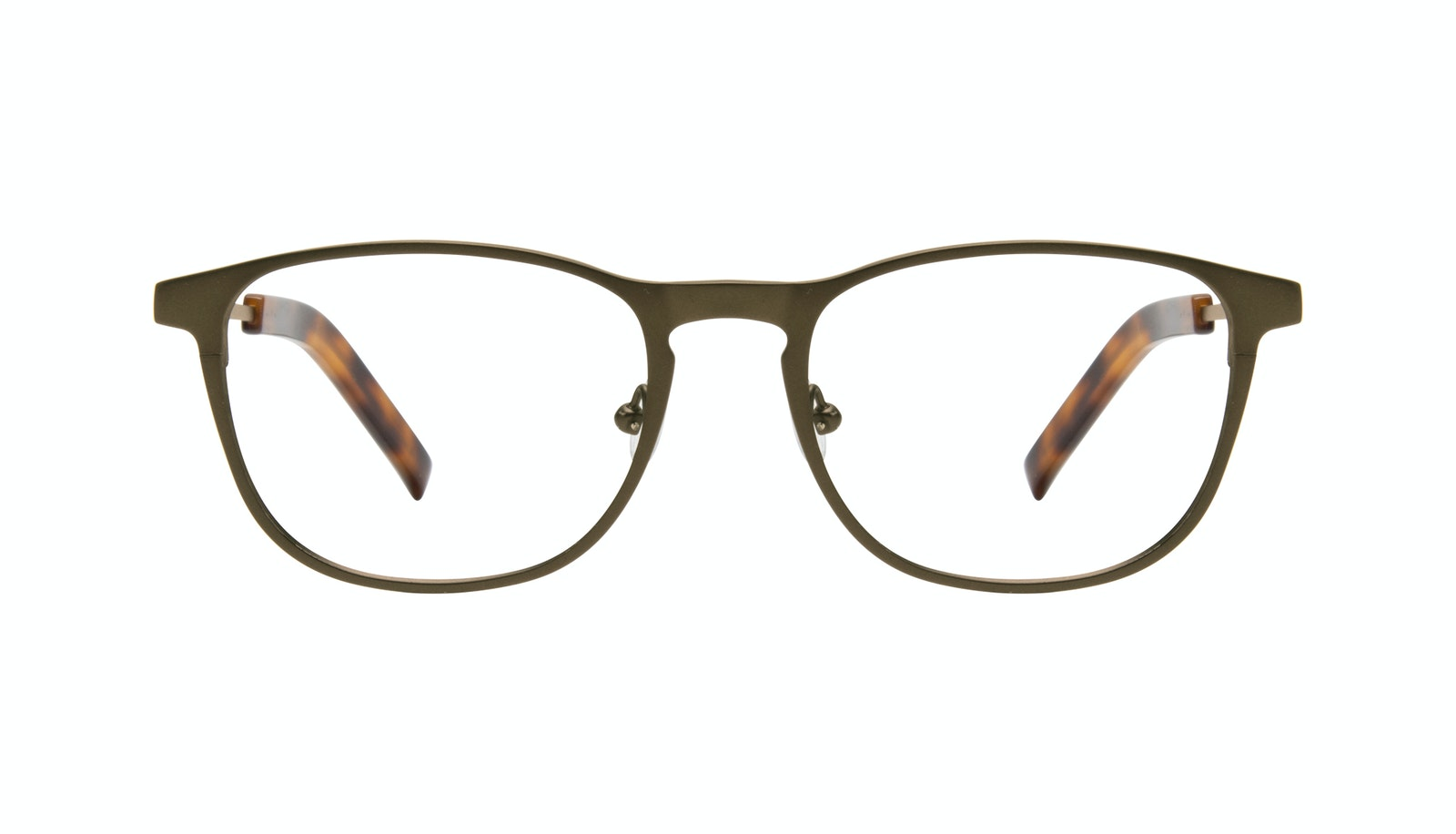 Affordable Fashion Glasses Square Eyeglasses Men Elevate Khaki