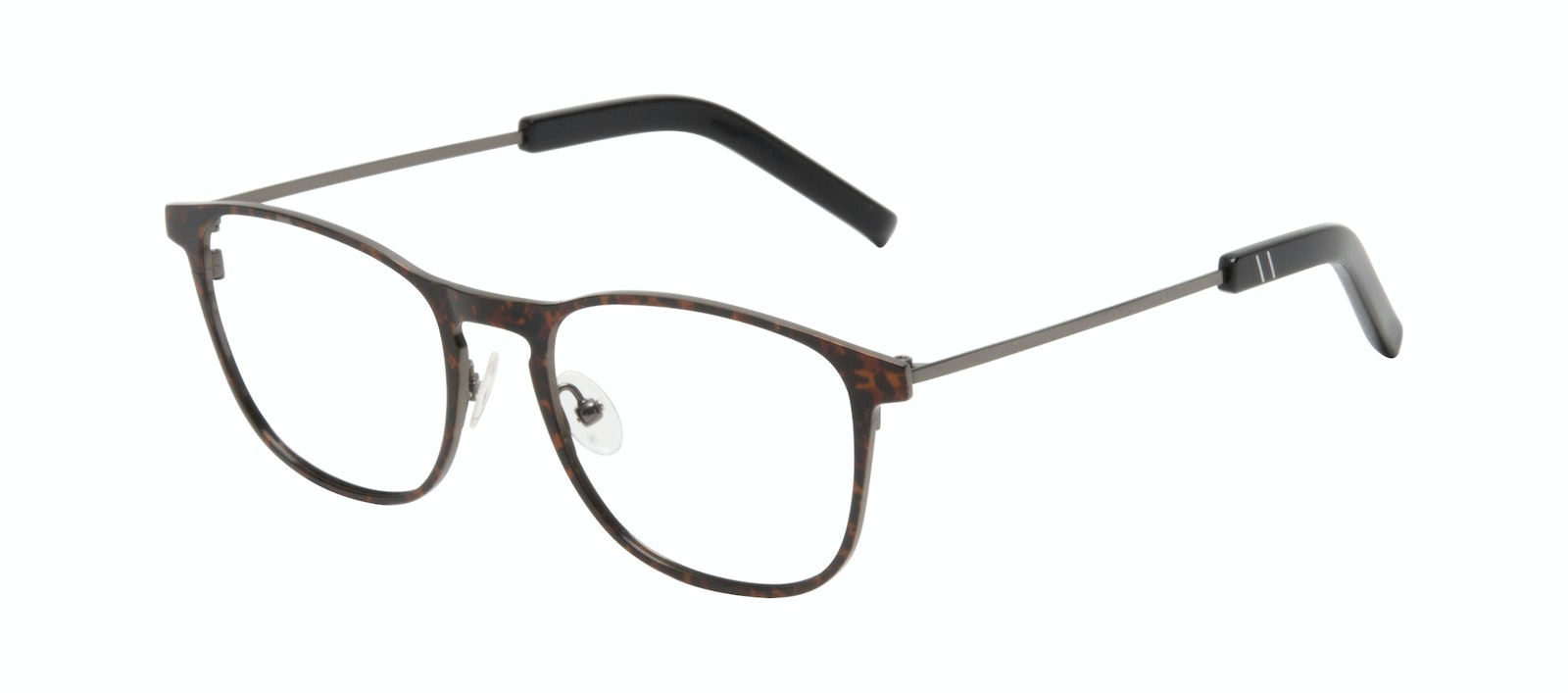 Affordable Fashion Glasses Square Eyeglasses Men Elevate Tortoise Tilt
