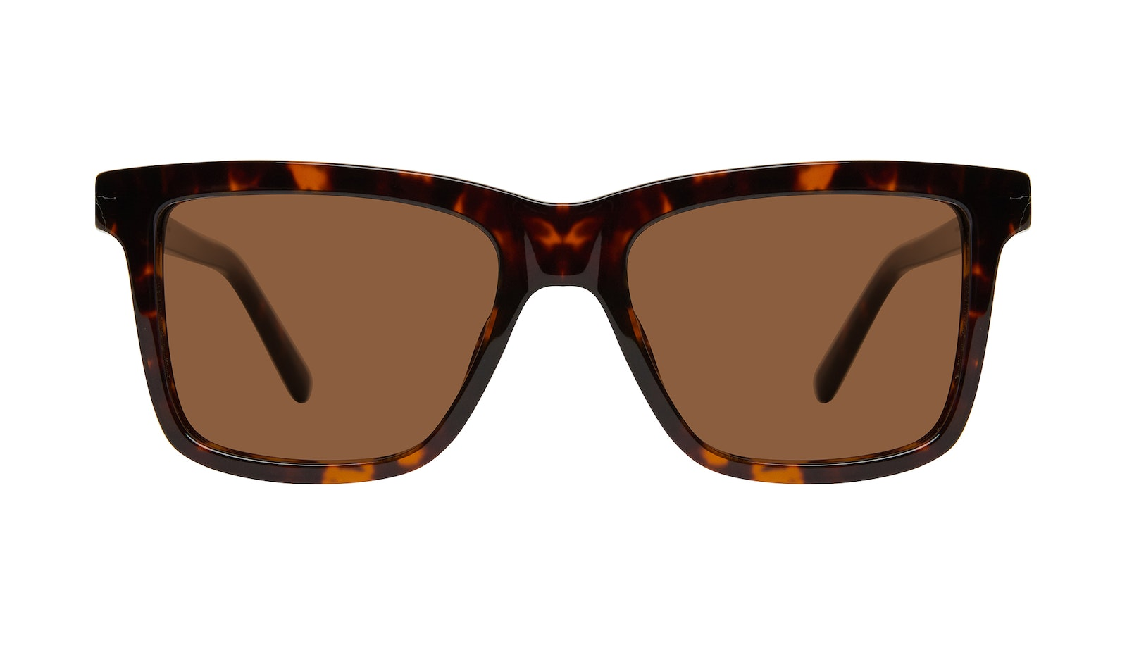 Affordable Fashion Glasses Square Sunglasses Men Elite Brindle