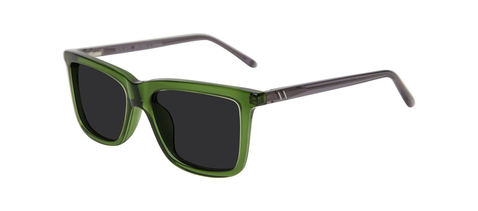 Affordable Fashion Glasses Square Sunglasses Kids Elite Junior Green Stone Tilt
