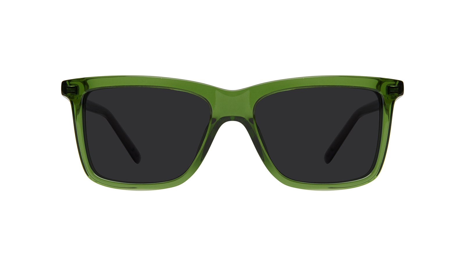 Affordable Fashion Glasses Square Sunglasses Kids Elite Junior Green Stone