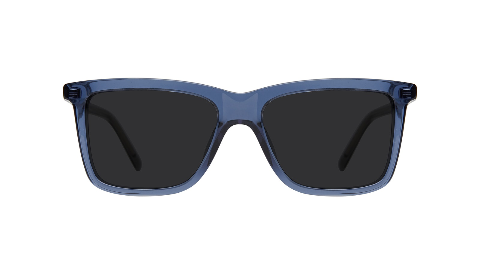 Affordable Fashion Glasses Square Sunglasses Kids Elite Junior Oxford Blue