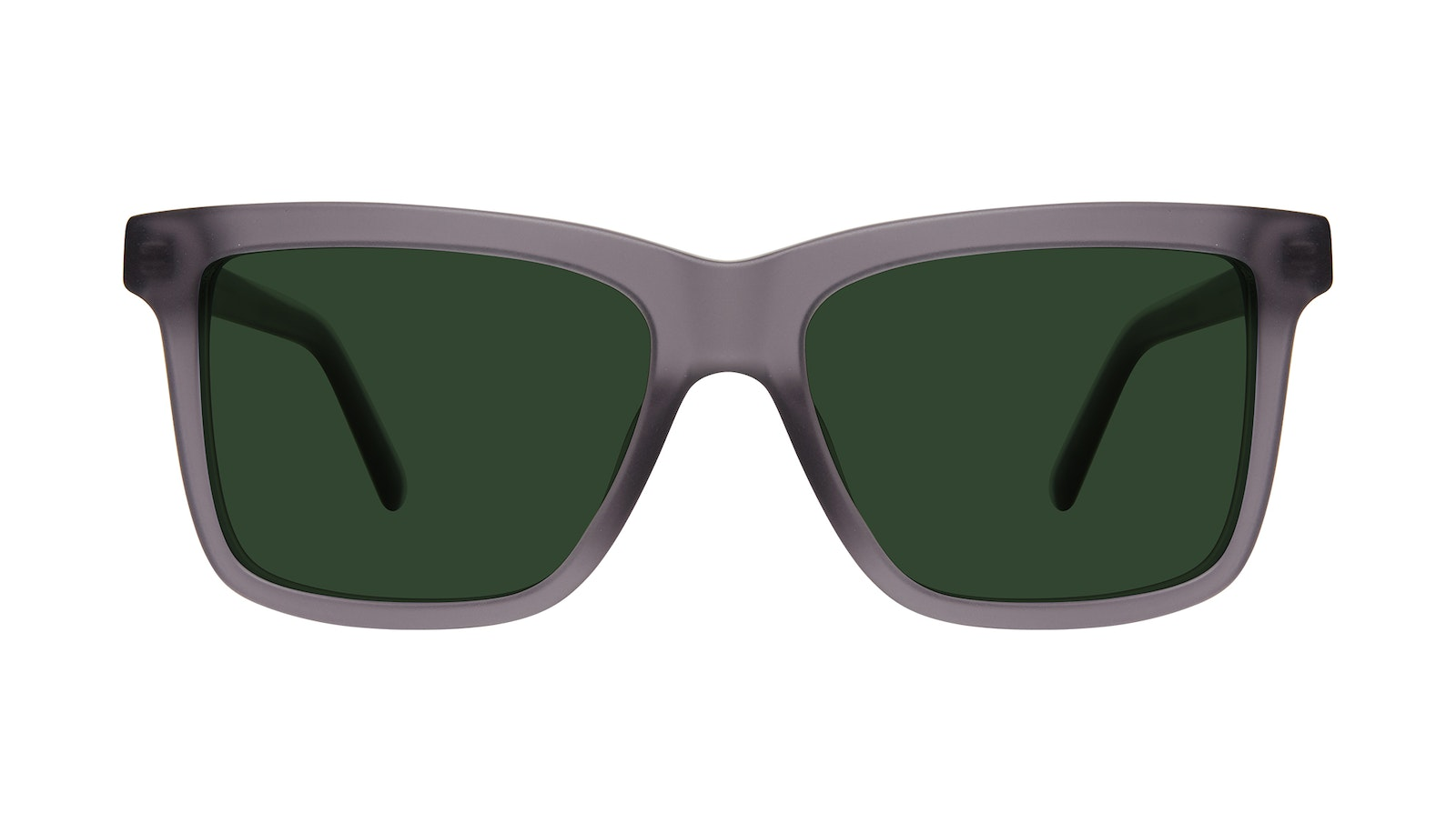 Affordable Fashion Glasses Square Sunglasses Men Elite Matte Grey