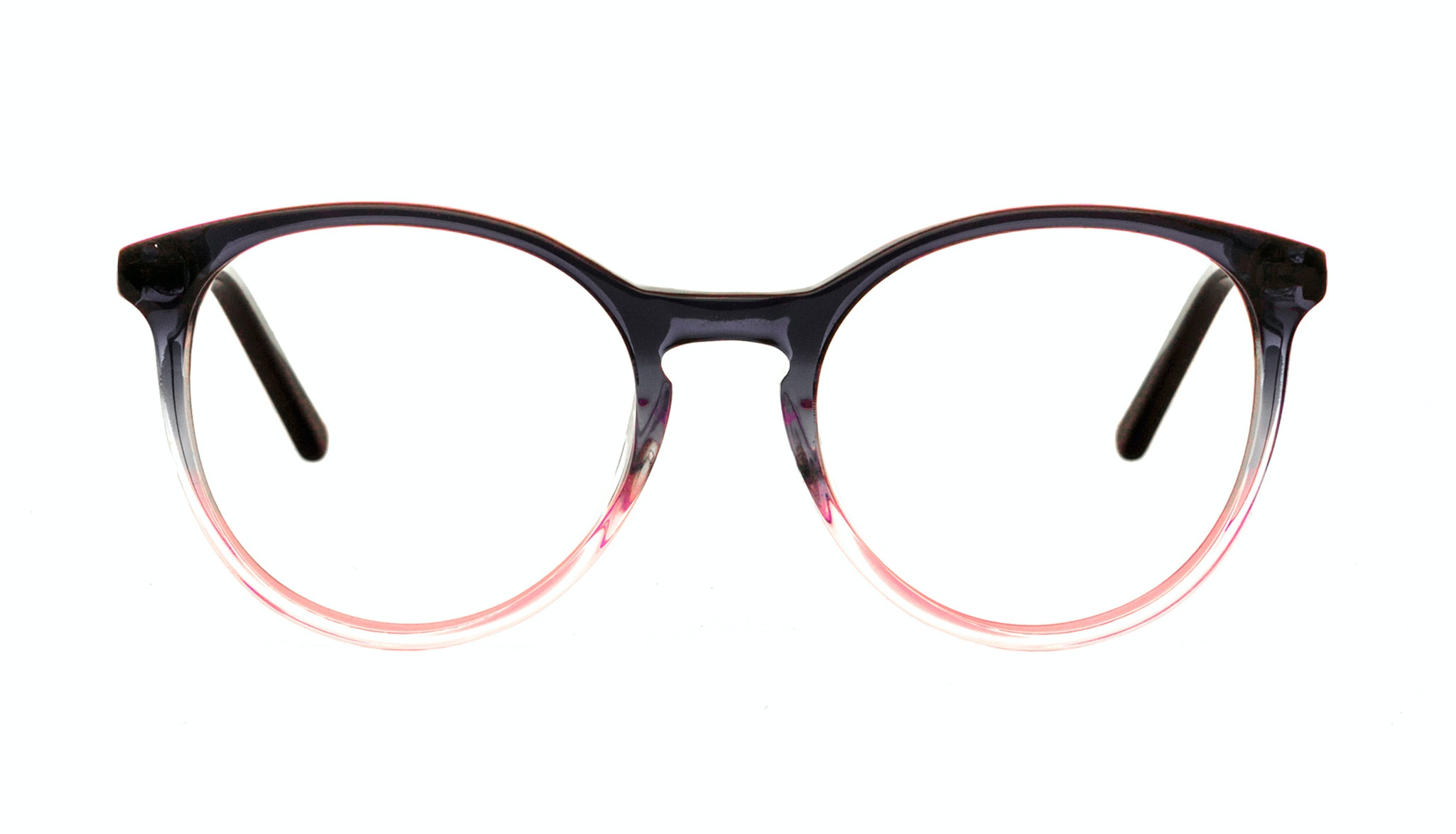 Affordable Fashion Glasses Round Eyeglasses Women Embrace Pink Dust