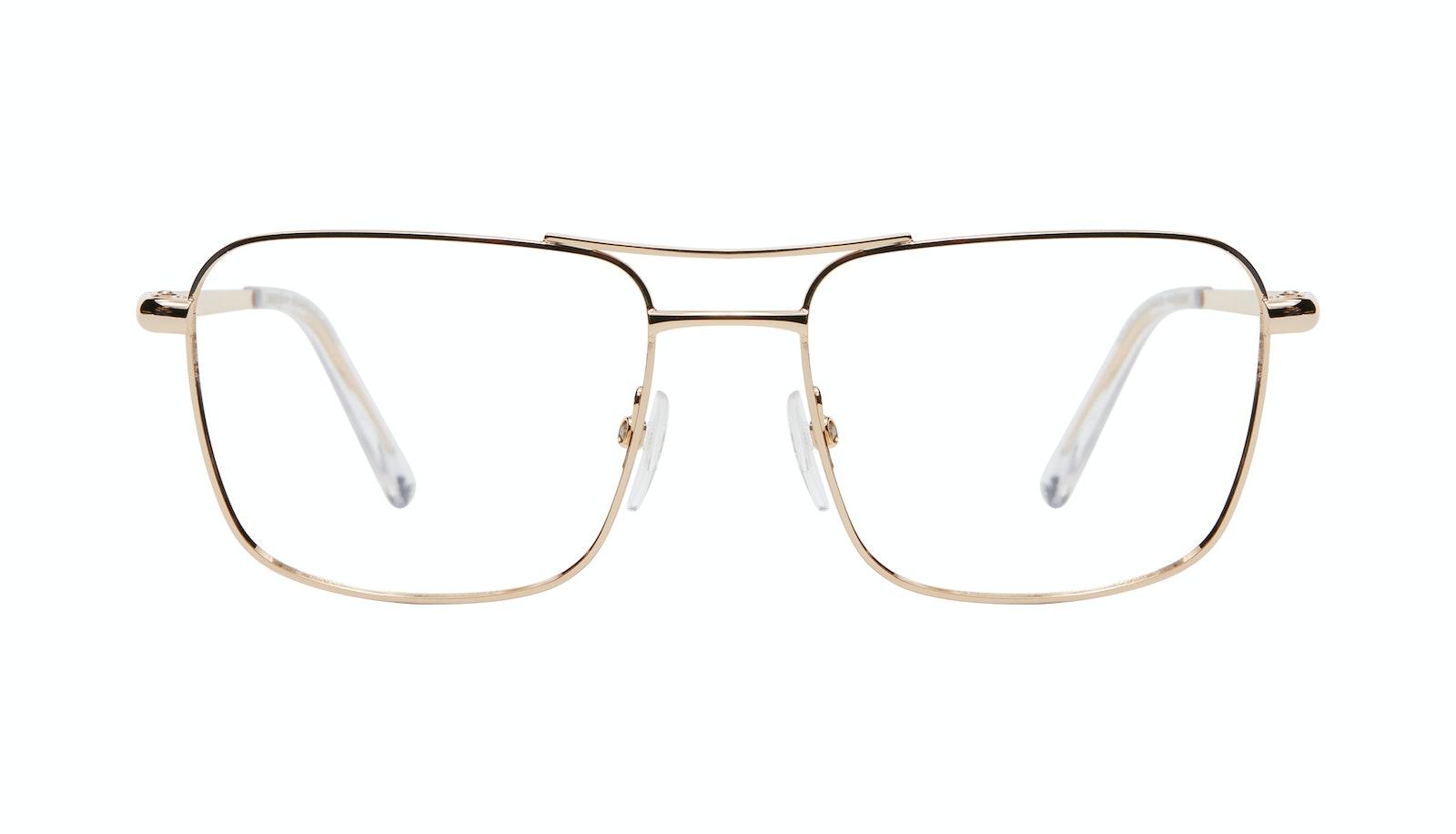 Affordable Fashion Glasses Aviator Eyeglasses Men Emerge L Gold