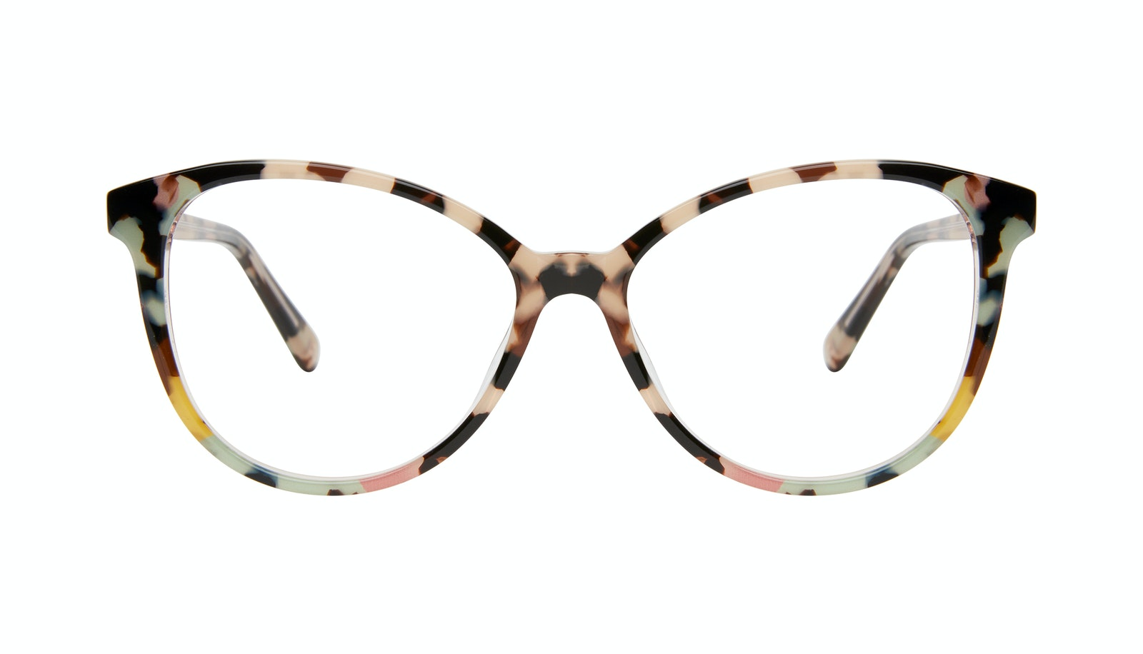Affordable Fashion Glasses Cat Eye Eyeglasses Women Esprit Pastel Tort