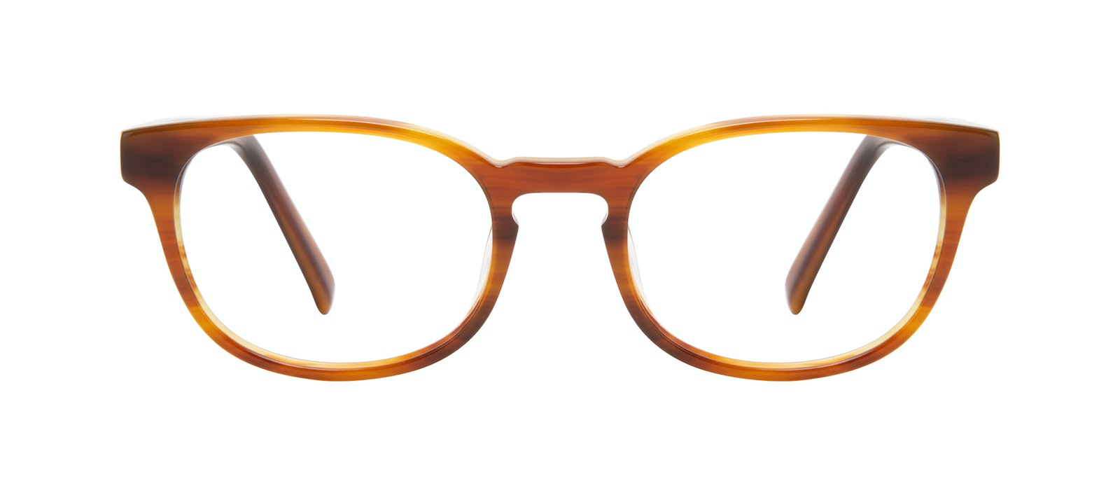 Affordable Fashion Glasses Square Eyeglasses Men Essence Havana Front