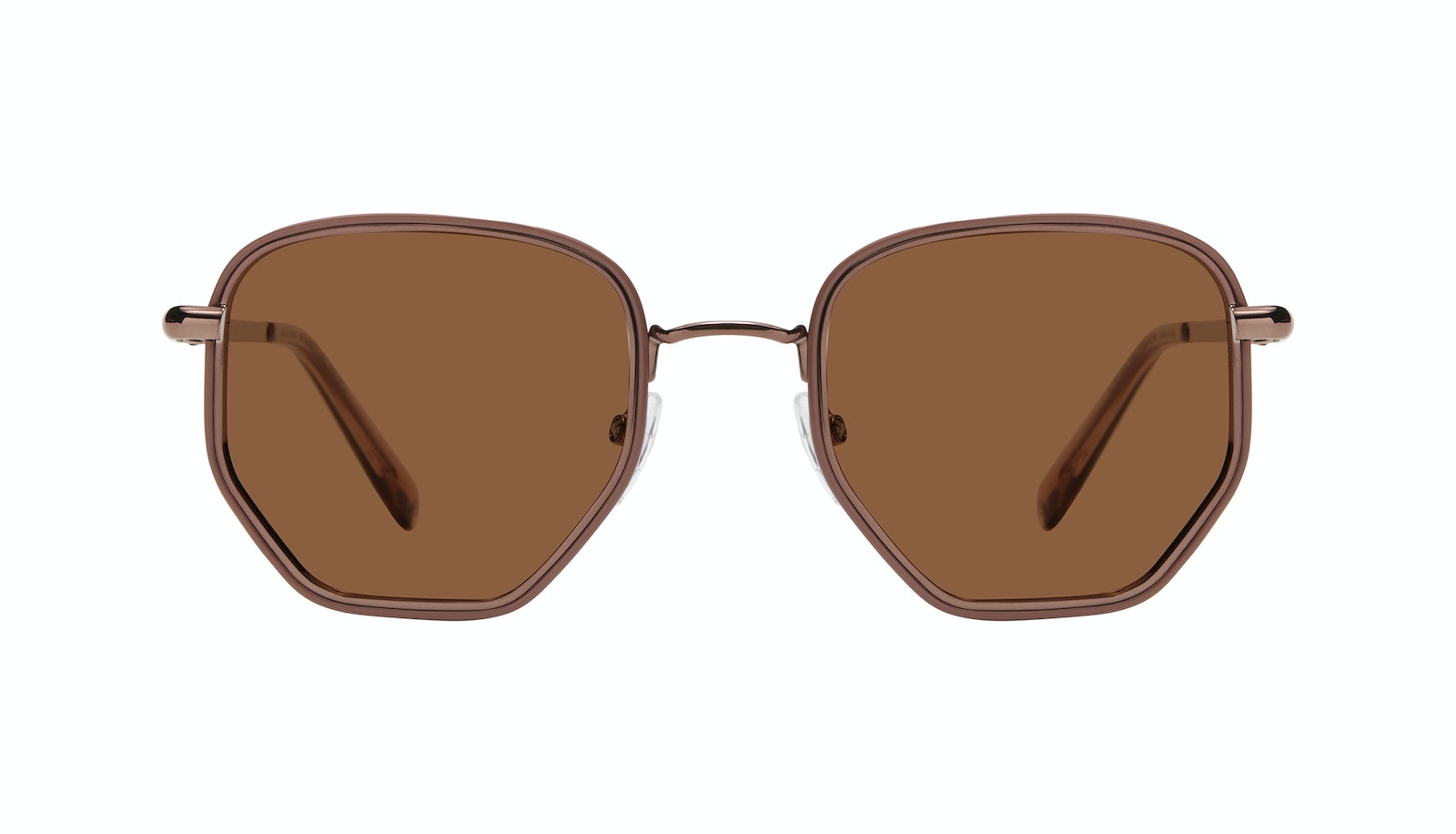 Affordable Fashion Glasses Square Sunglasses Women Eternity Copper
