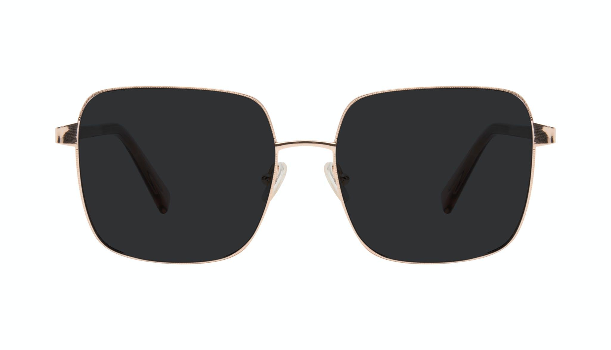 Affordable Fashion Glasses Square Sunglasses Women Fab Rose