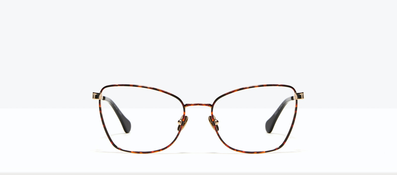 Affordable Fashion Glasses Cat Eye Eyeglasses Women Fancy Gold Tort Front