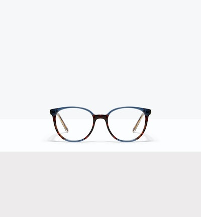 Affordable Fashion Glasses Round Eyeglasses Women Fauna Atlantic Front