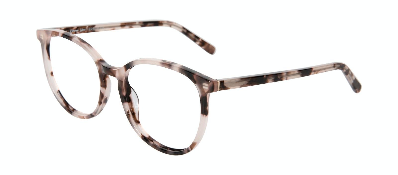 Affordable Fashion Glasses Round Eyeglasses Women Femme Libre L Erzebeth Tilt