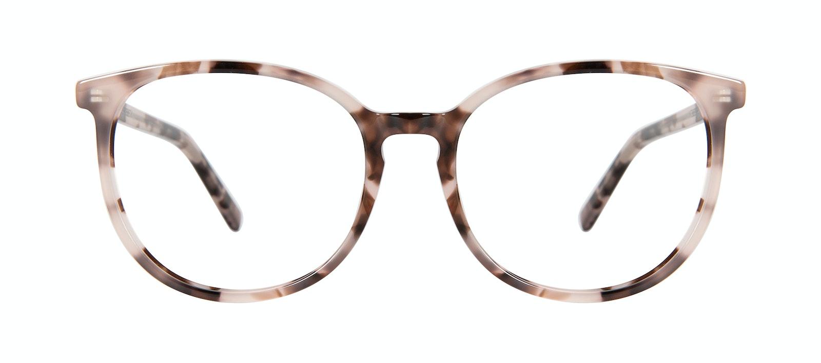 Affordable Fashion Glasses Round Eyeglasses Women Femme Libre L Erzebeth Front