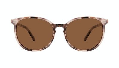 Affordable Fashion Glasses Round Sunglasses Women Femme Libre Erzebeth Front