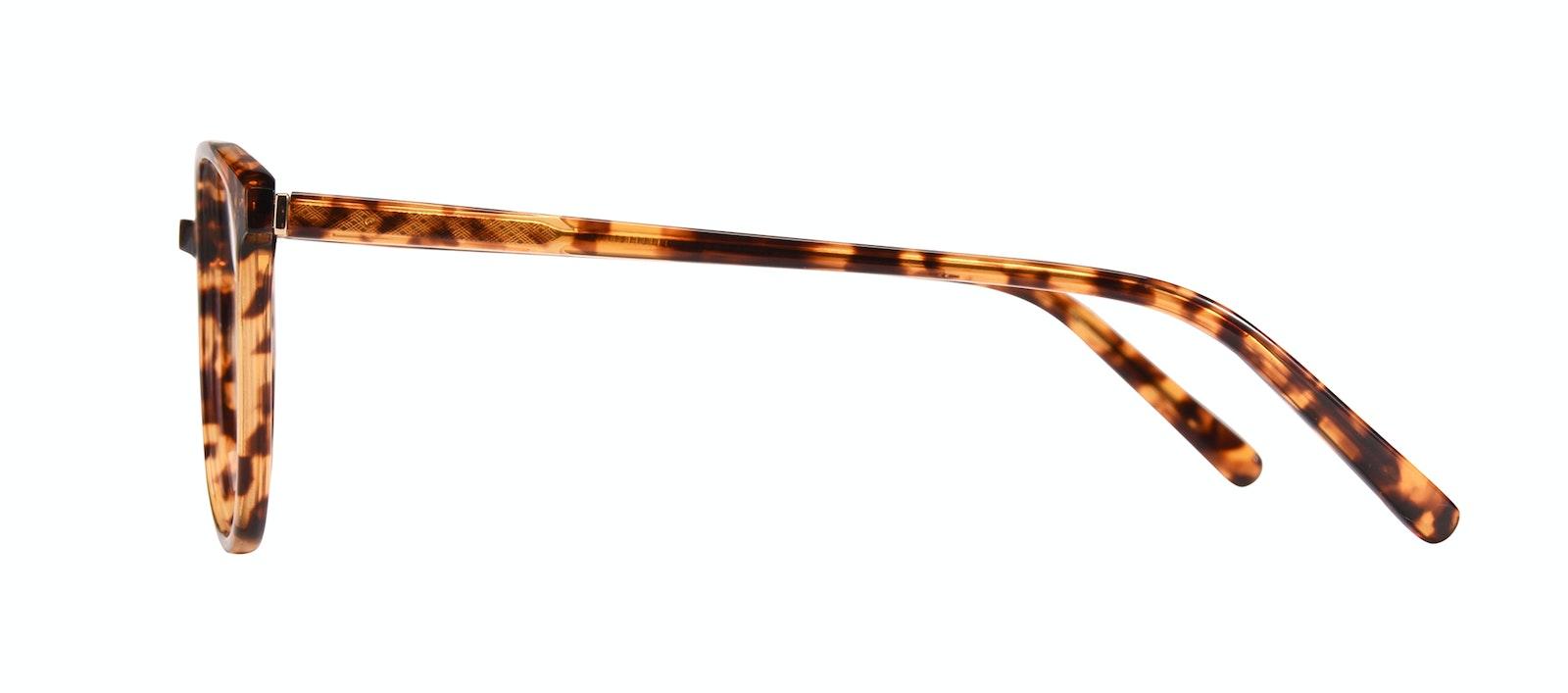 Affordable Fashion Glasses Round Eyeglasses Women Femme Libre Josette Side
