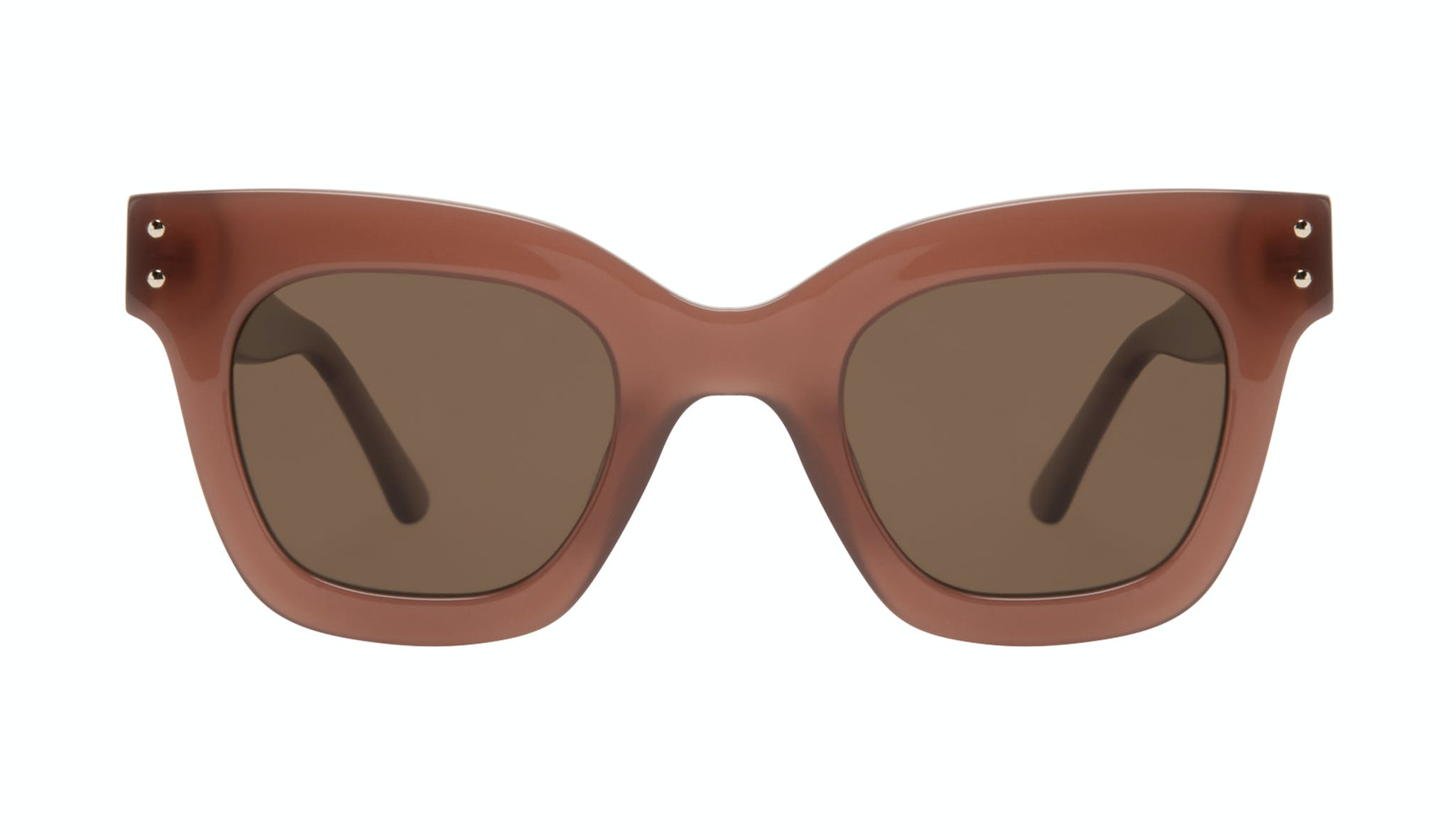 Affordable Fashion Glasses Square Sunglasses Women Fever Toffee
