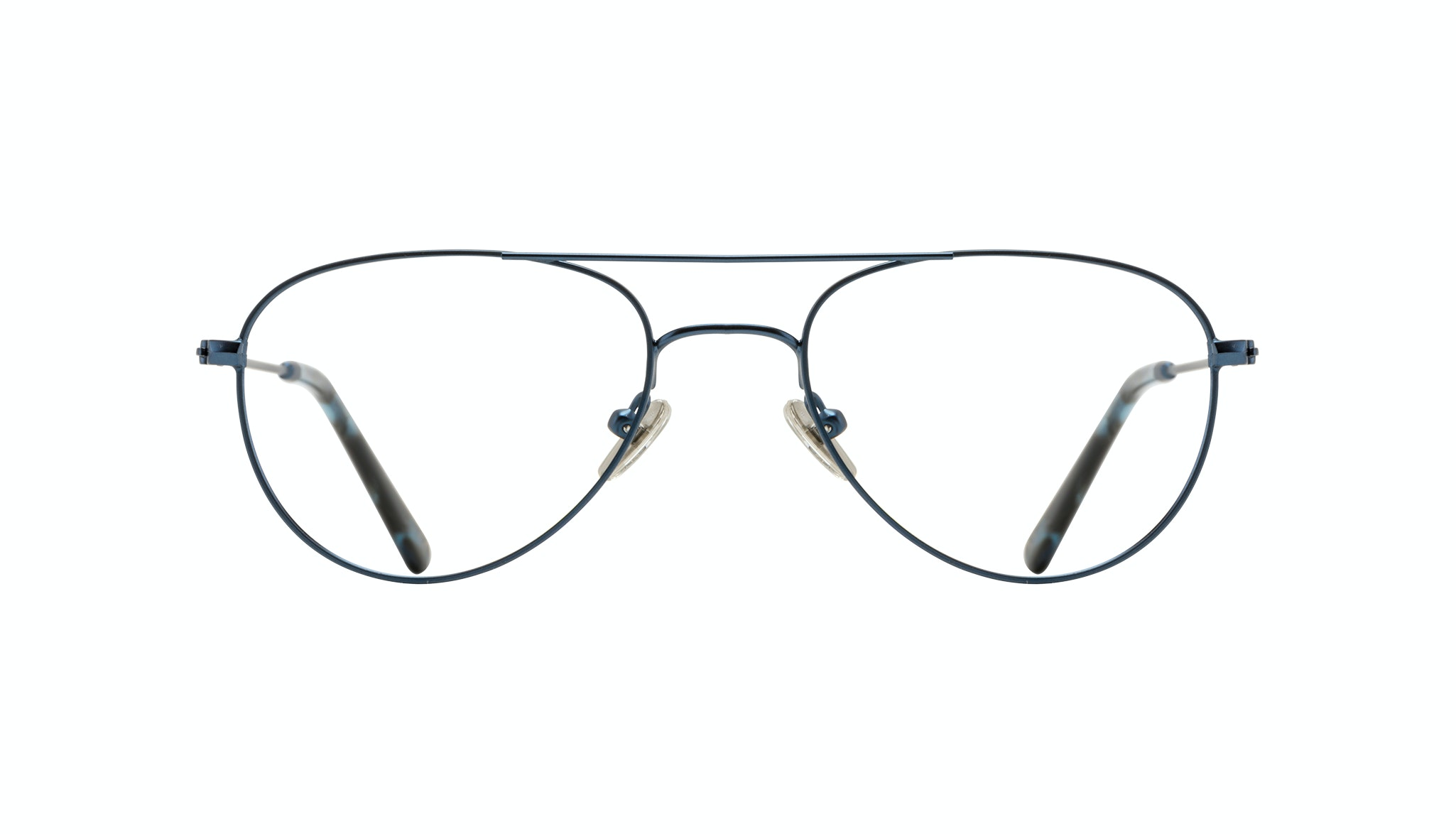 Affordable Fashion Glasses Aviator Eyeglasses Women Figure Marine Front