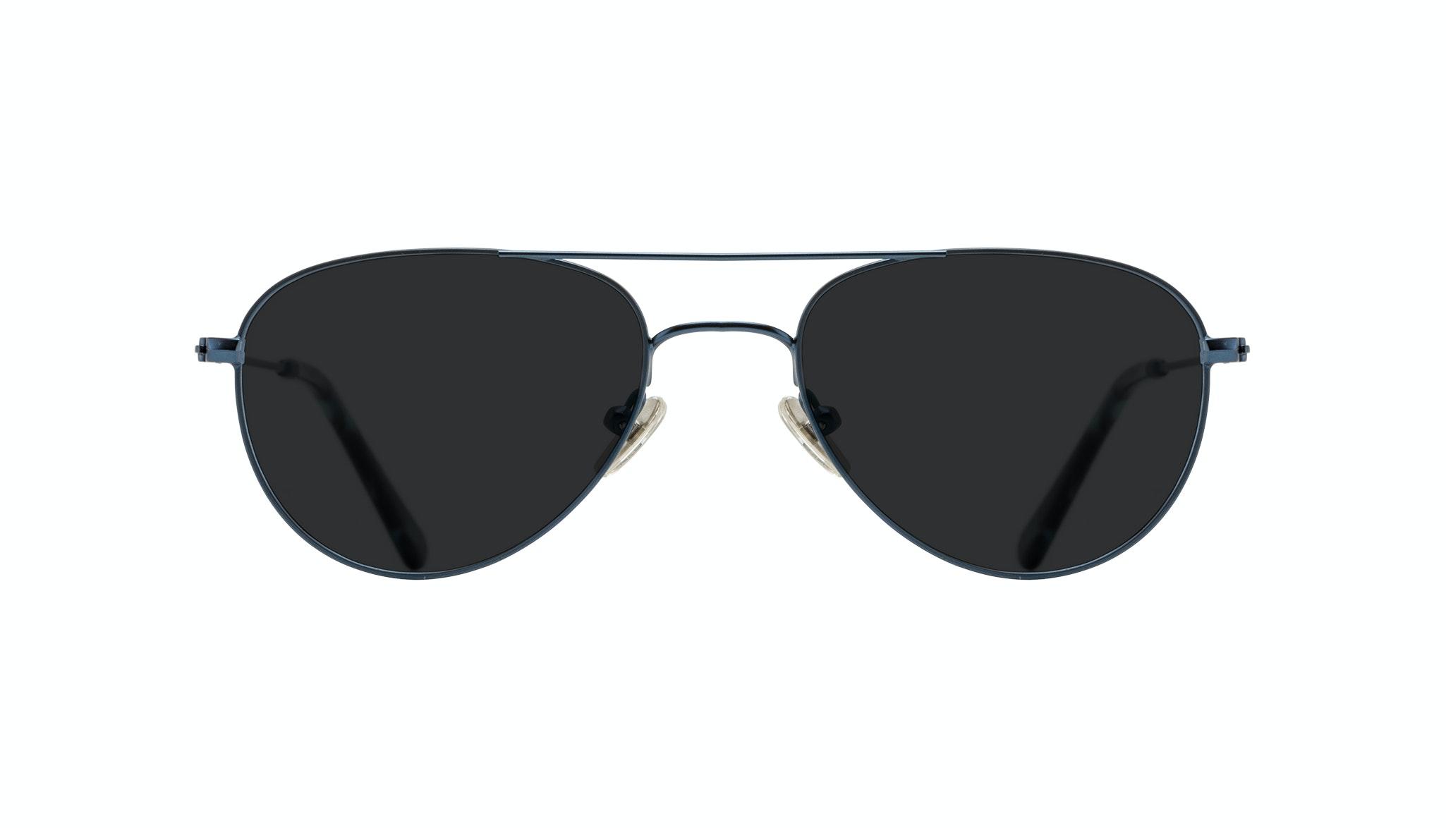 Affordable Fashion Glasses Aviator Sunglasses Women Figure Marine Front