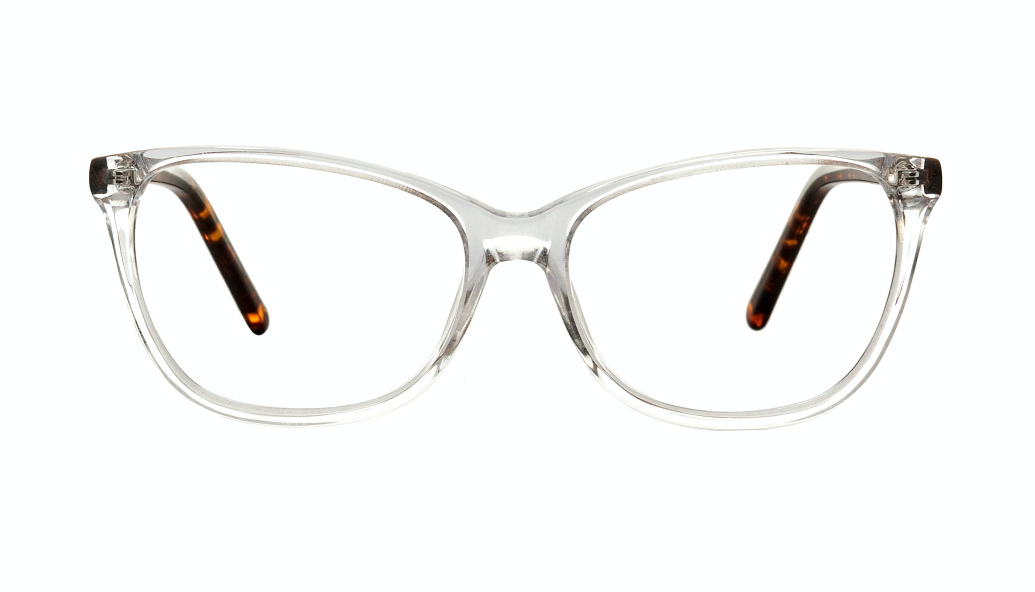 Affordable Fashion Glasses Cat Eye Eyeglasses Women Flair Diamond Tort