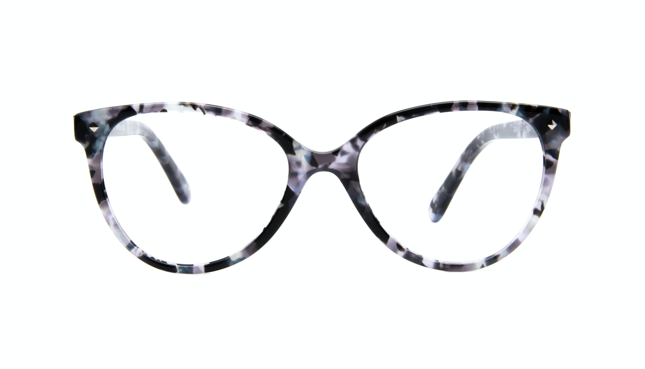 Affordable Fashion Glasses Cat Eye Eyeglasses Women Flawless Smokey Tort Front