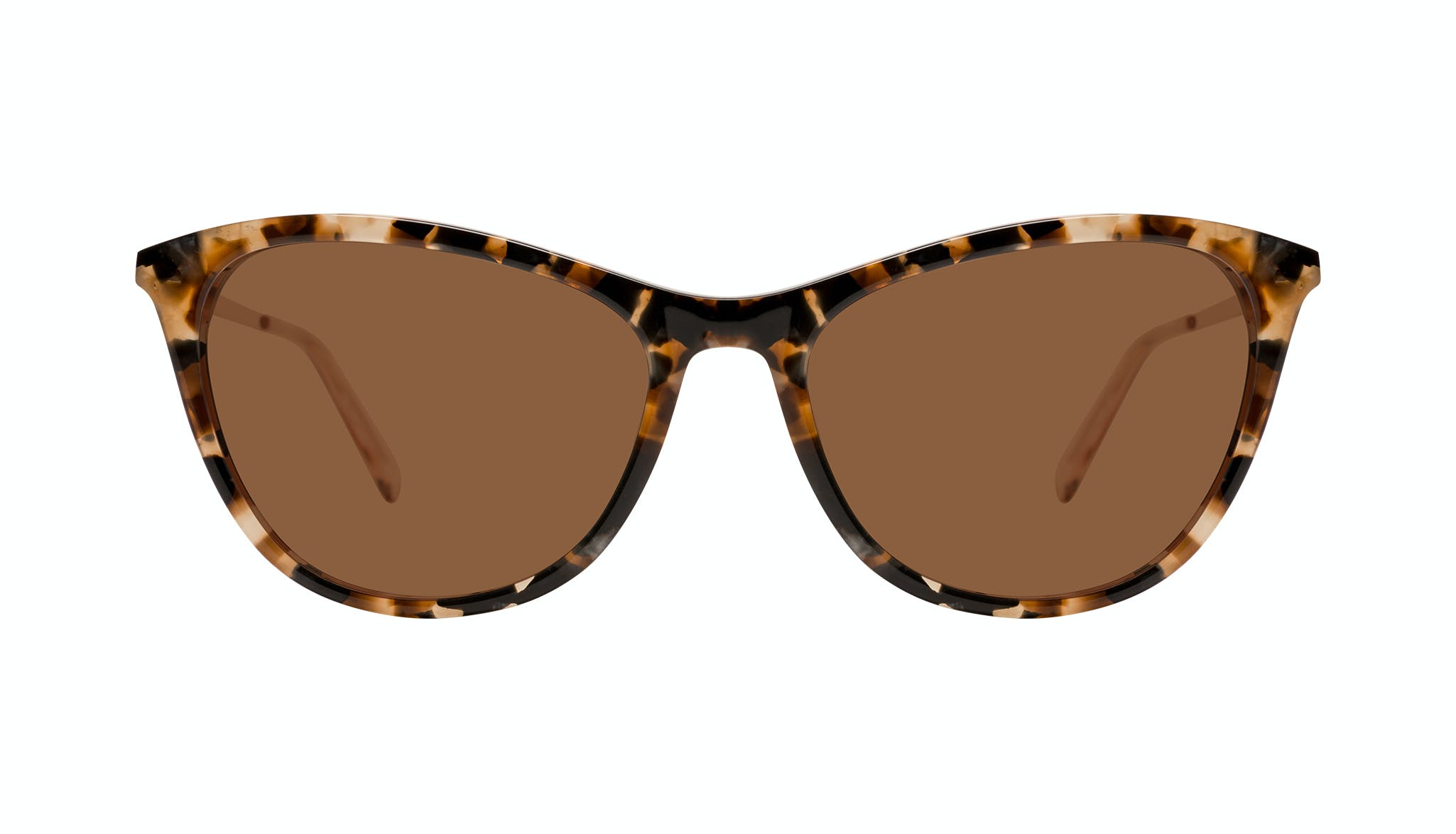 Affordable Fashion Glasses Cat Eye Sunglasses Women Folk Plus Gold Flake