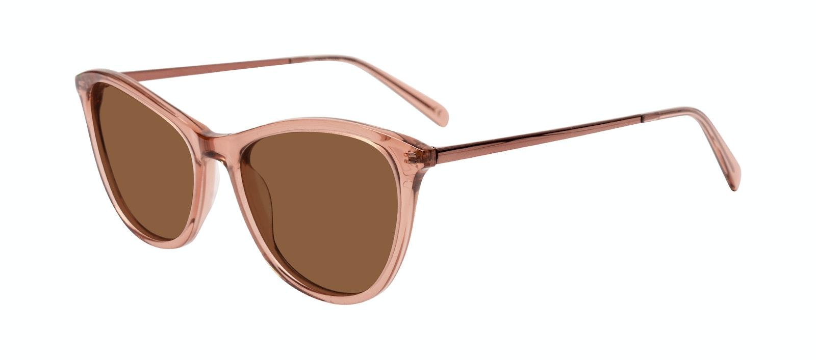 Affordable Fashion Glasses Rectangle Sunglasses Women Folk Plus Rose Tilt
