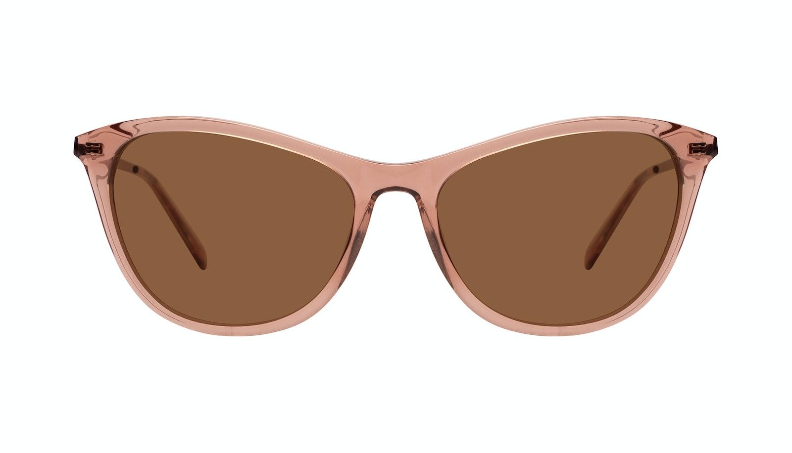 Affordable Fashion Glasses Rectangle Sunglasses Women Folk Plus Rose