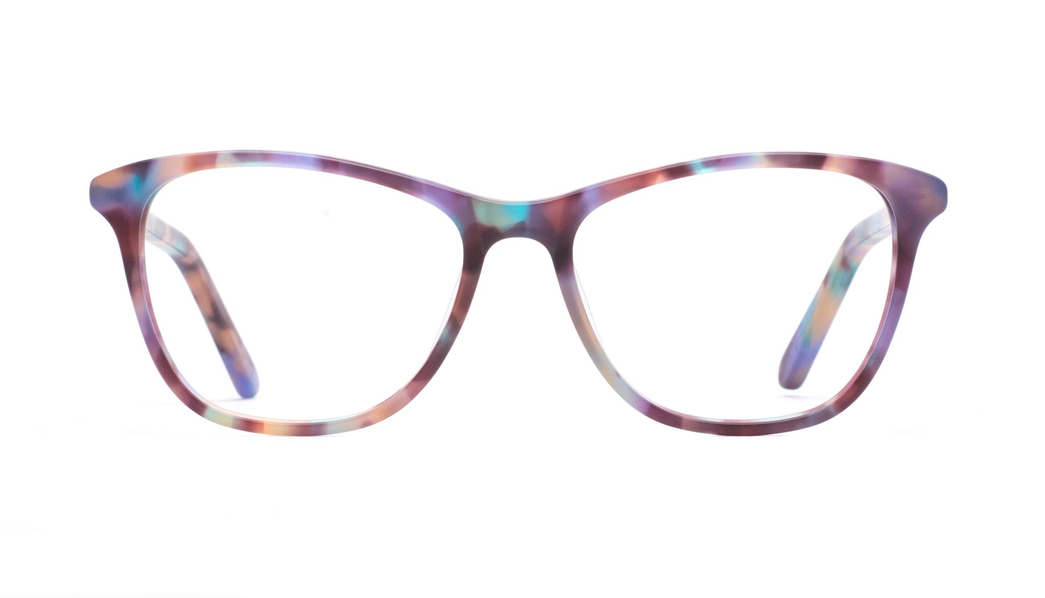 Affordable Fashion Glasses Cat Eye Eyeglasses Women Folk Rose Dazzling Matte