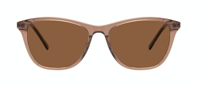 Affordable Fashion Glasses Rectangle Sunglasses Women Folk Terra Front