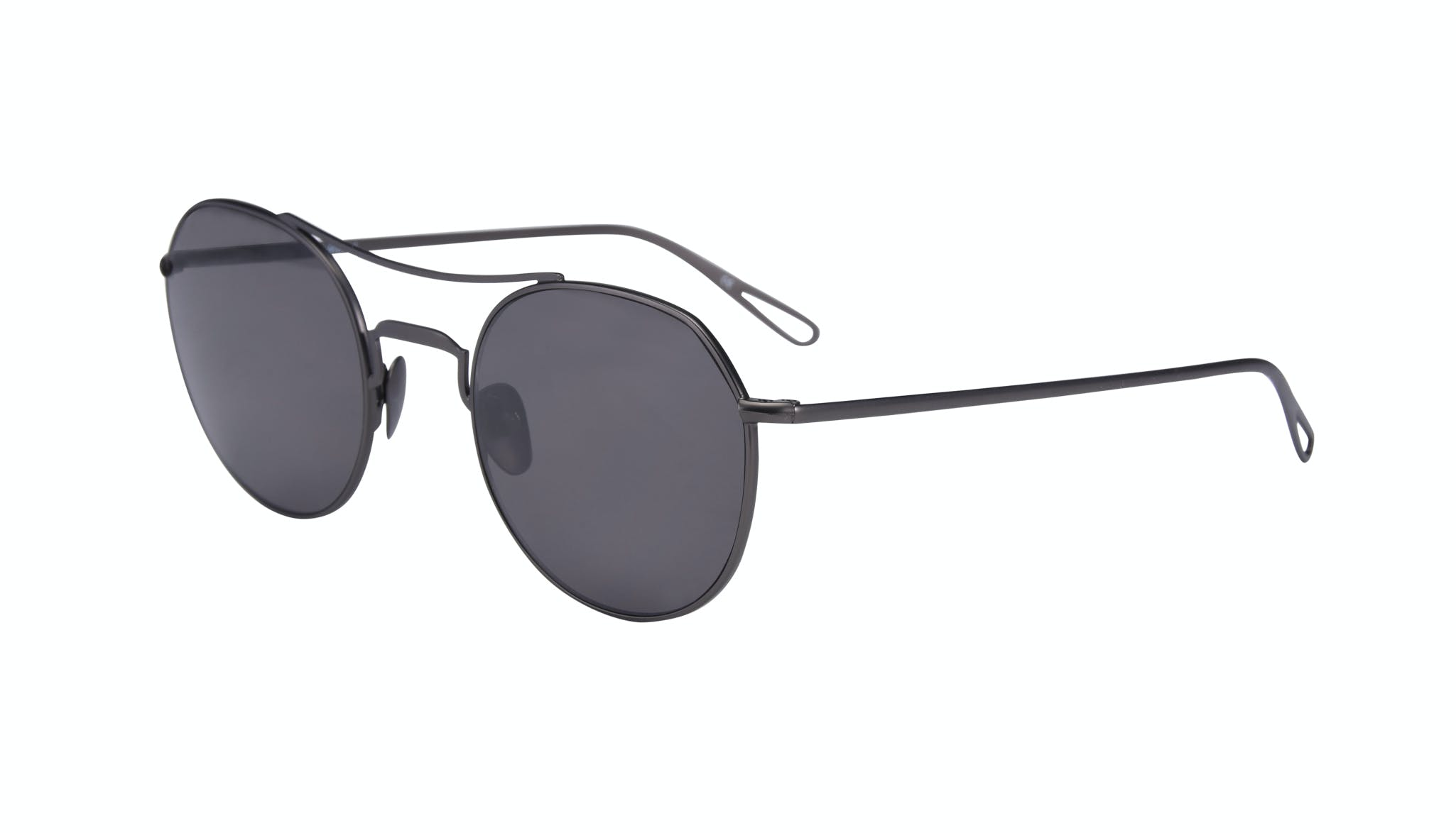 Affordable Fashion Glasses Aviator Sunglasses Men Force Gun Metal Tilt