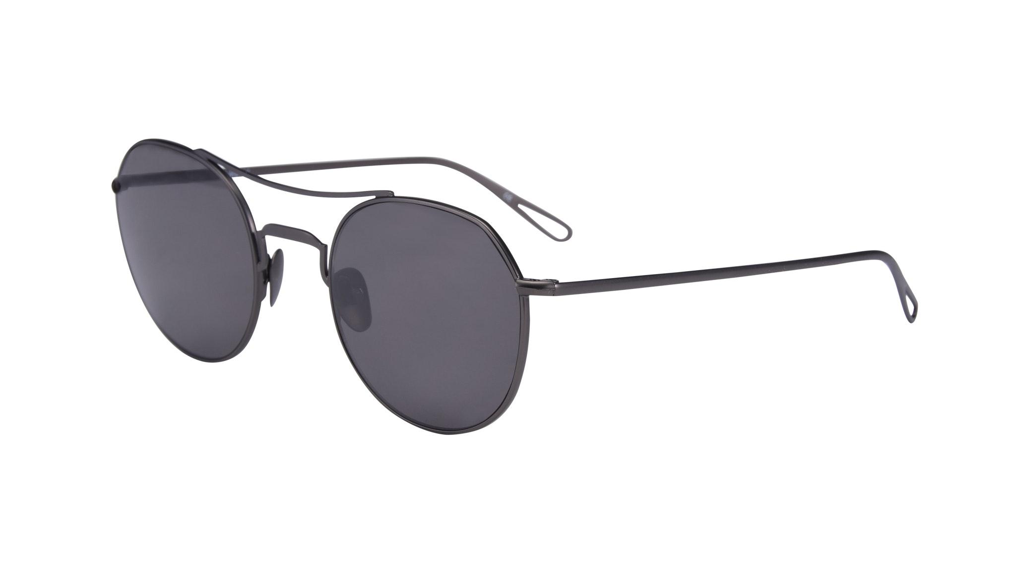 Affordable Fashion Glasses Aviator Sunglasses Men Force Gun Metal Tilt