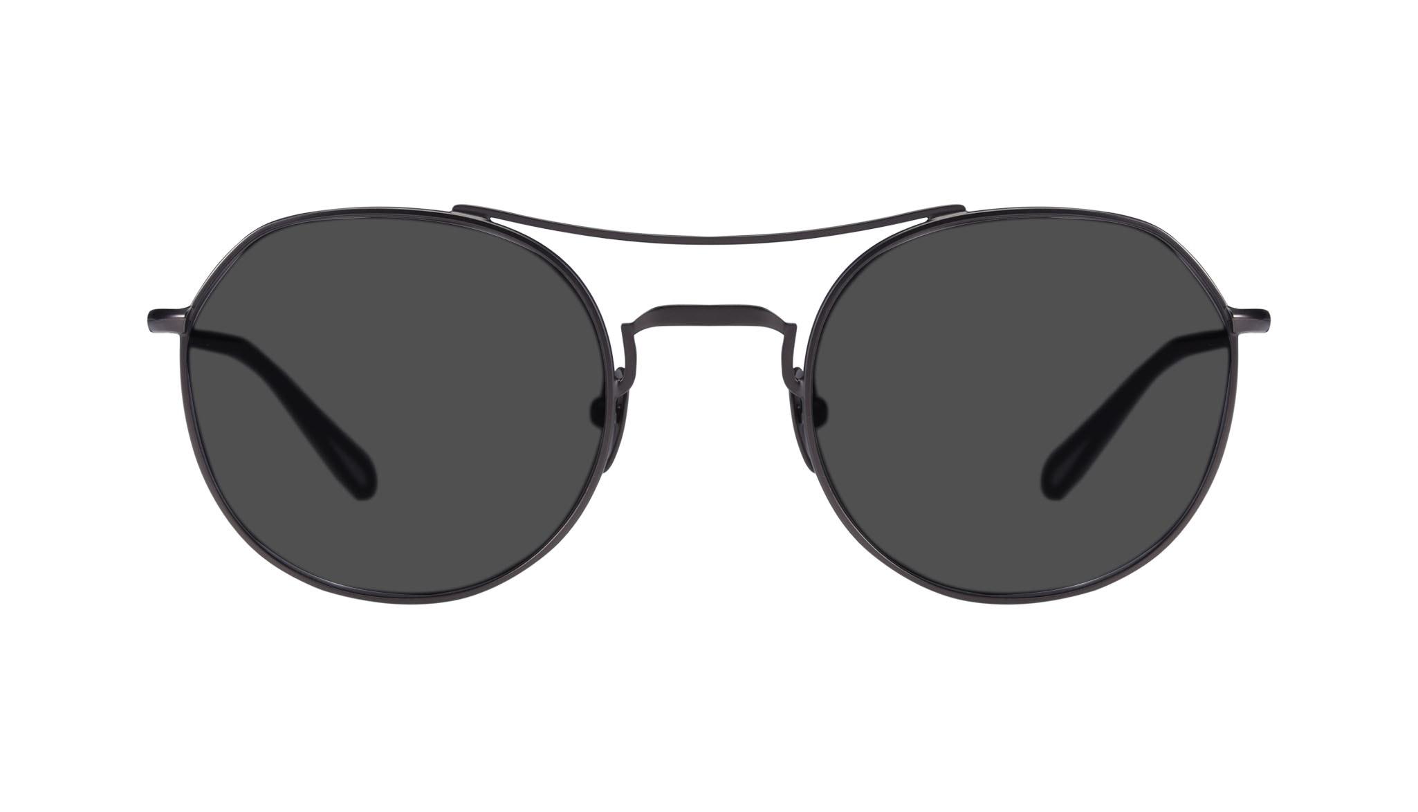 Affordable Fashion Glasses Aviator Sunglasses Men Force Gun Metal Front