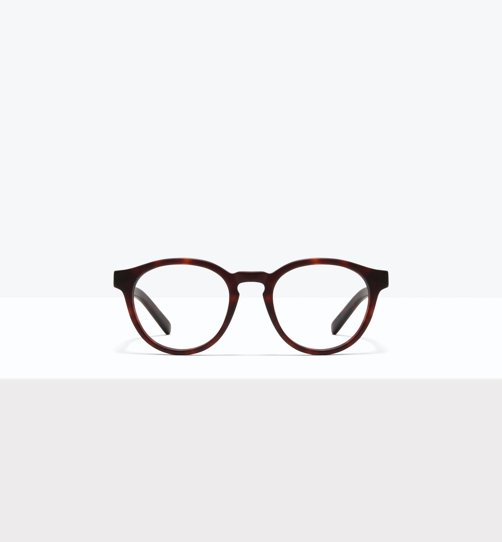Affordable Fashion Glasses Round Eyeglasses Men Gent S Matte Tortoise