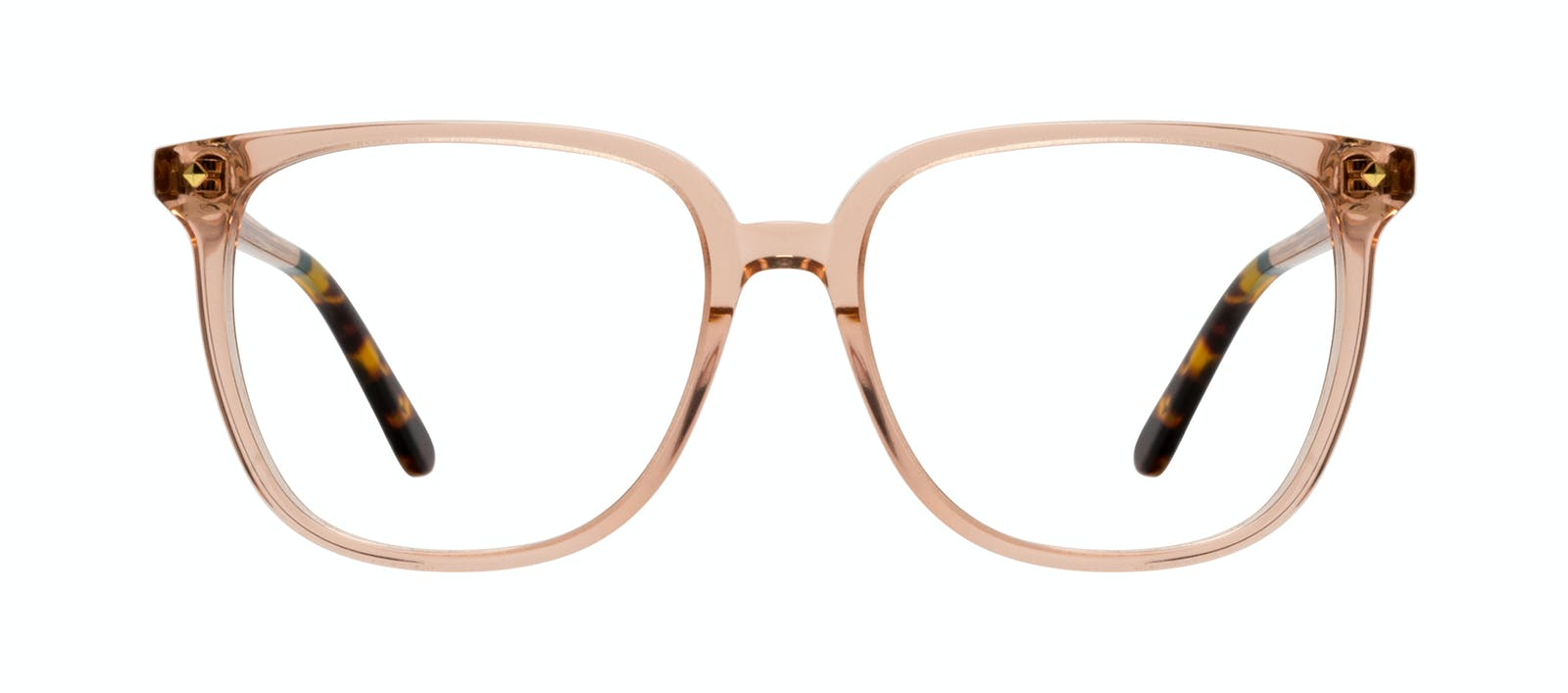 b28302a4c0 Affordable Fashion Glasses Cat Eye Eyeglasses Women Gia Peach Front