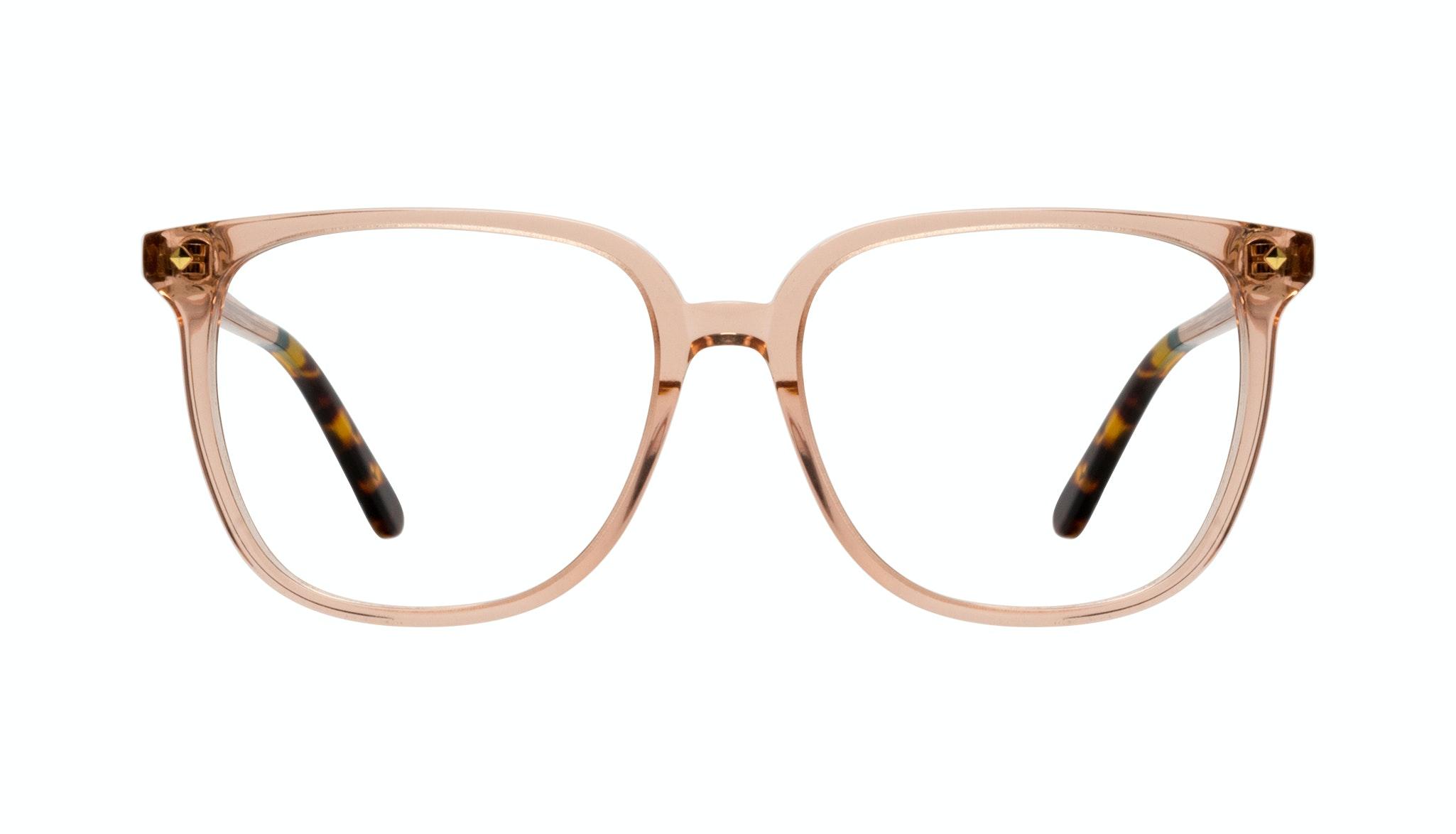 Affordable Fashion Glasses Cat Eye Eyeglasses Women Gia Peach Front