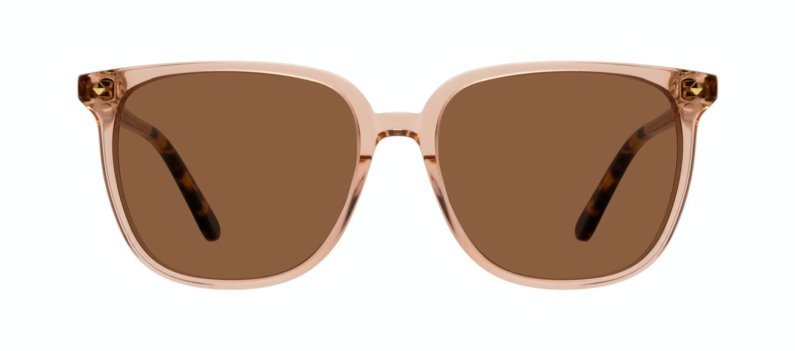 83414dfe27 Affordable Fashion Glasses Cat Eye Sunglasses Women Gia Peach Front