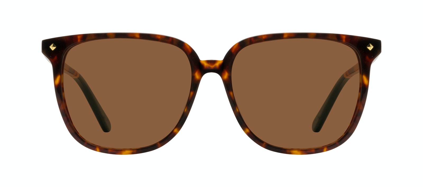 Affordable Fashion Glasses Sunglasses Women Gia Tortoise Front