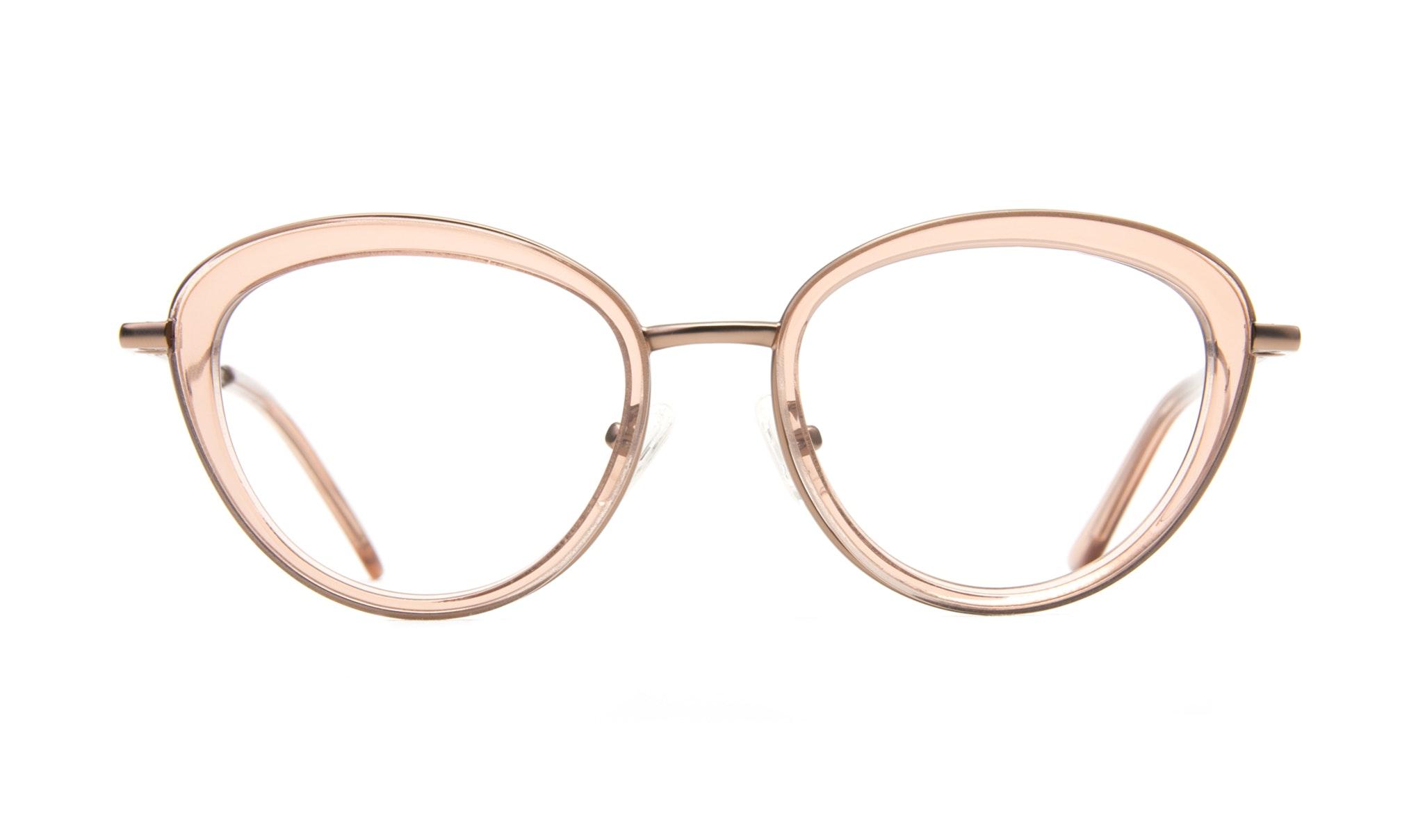 Affordable Fashion Glasses Cat Eye Eyeglasses Women Glory Rose Front