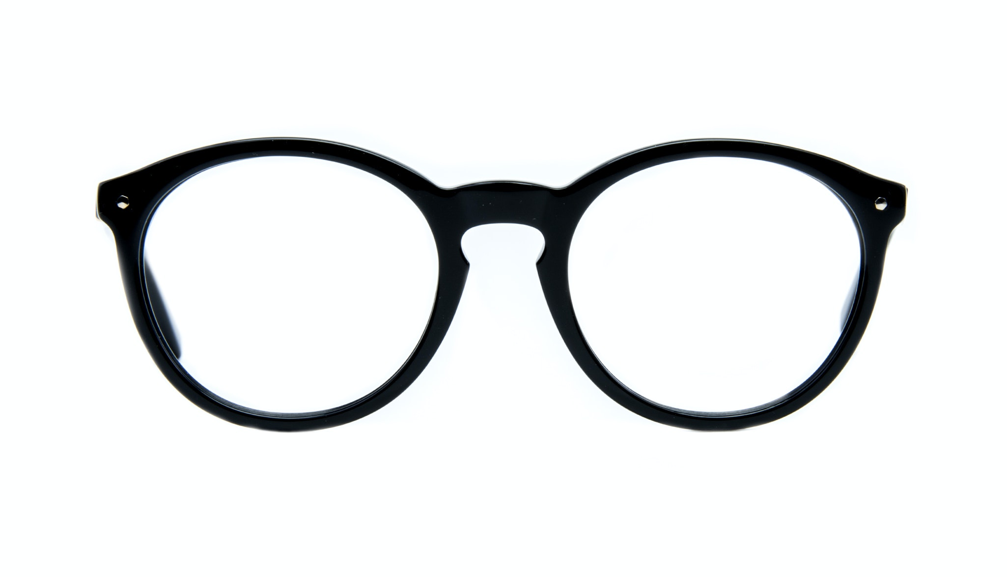 Affordable Fashion Glasses Round Eyeglasses Women Glow Onyx
