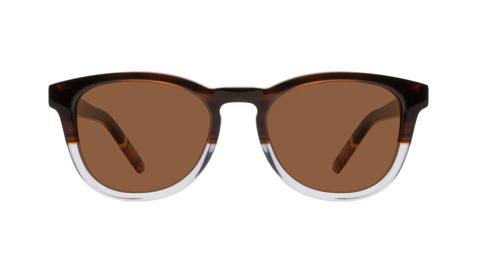 Affordable Fashion Glasses Round Sunglasses Men Goal Bark