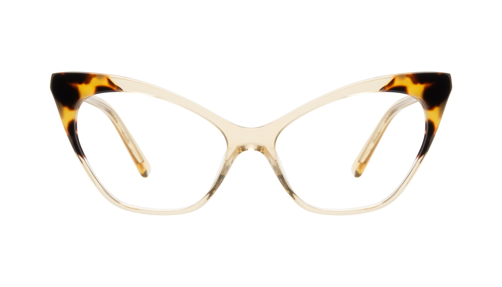 Affordable Fashion Glasses Cat Eye Eyeglasses Women Gossip Golden Tort