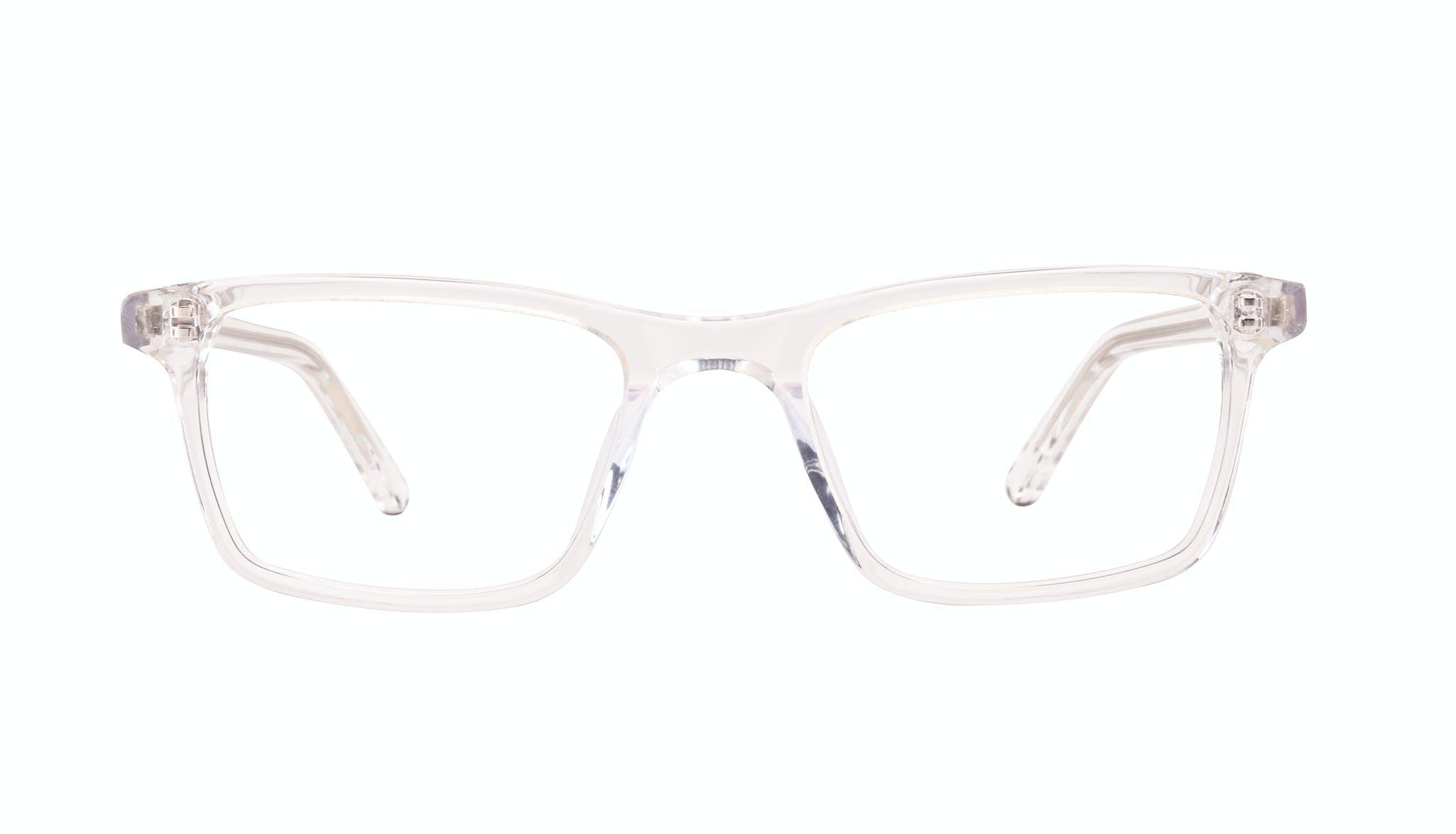 Affordable Fashion Glasses Rectangle Eyeglasses Men Henri SML Clear Front