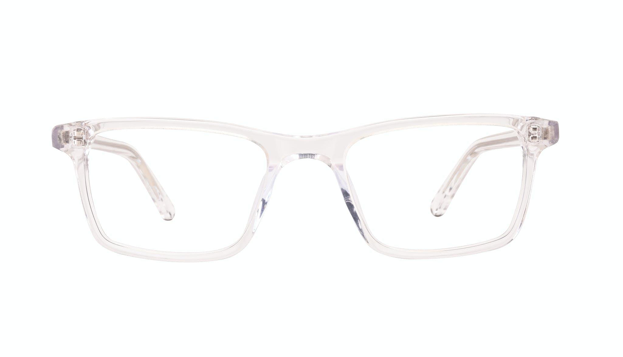 Affordable Fashion Glasses Rectangle Eyeglasses Men Henri SML Clear Front