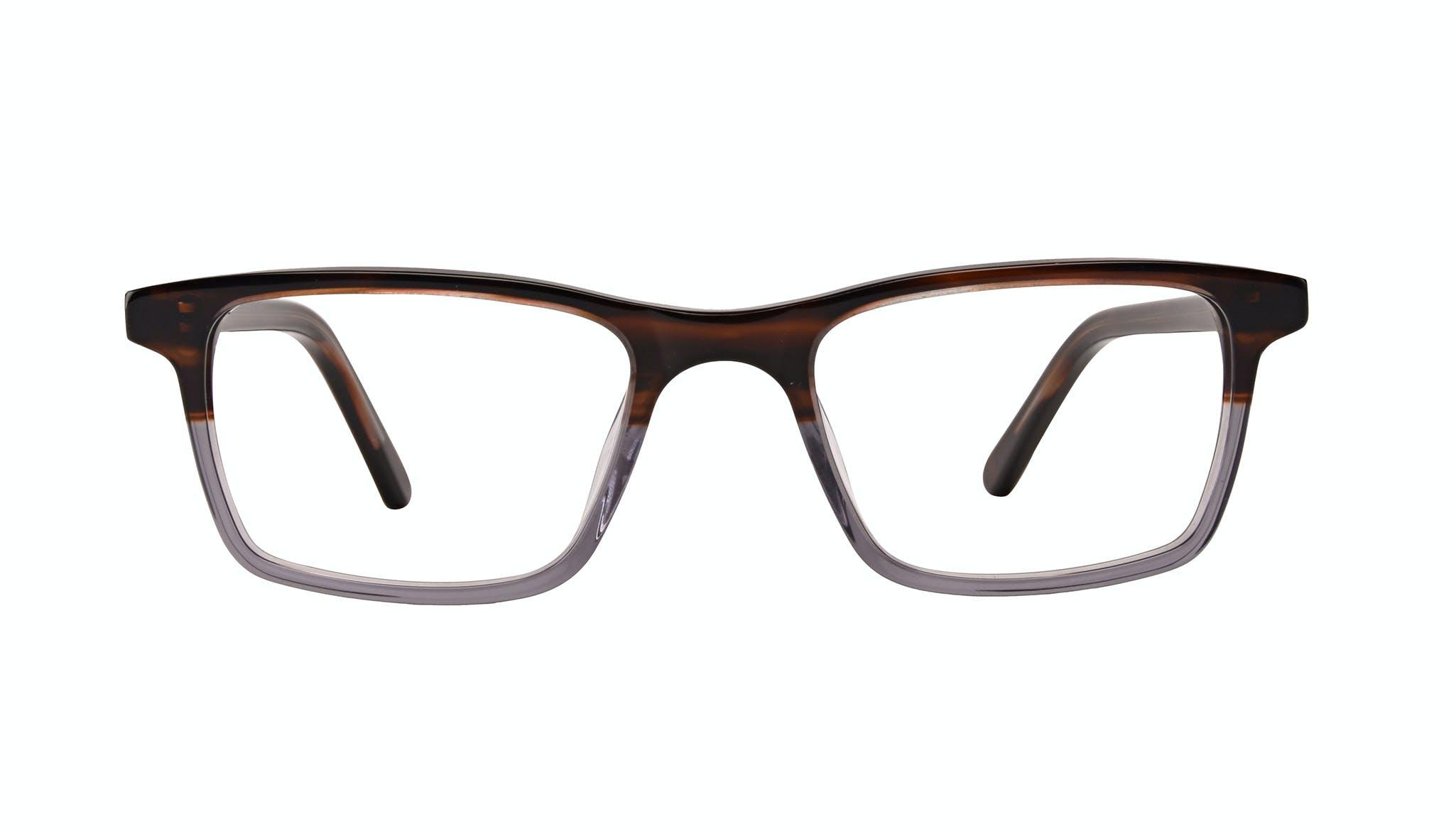 Affordable Fashion Glasses Rectangle Eyeglasses Men Henri SML Storm