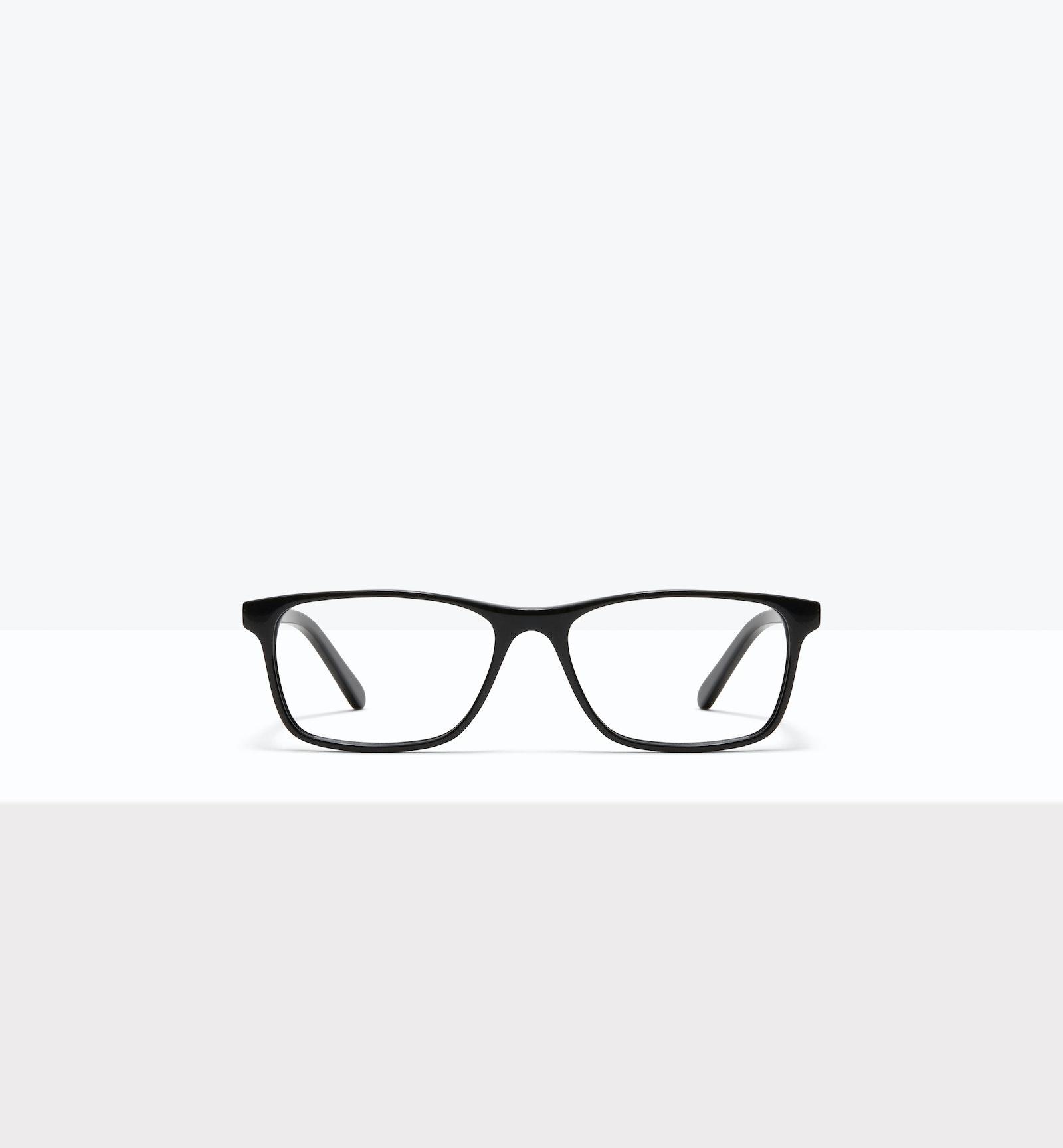 Affordable Fashion Glasses Rectangle Eyeglasses Men Henri M Black