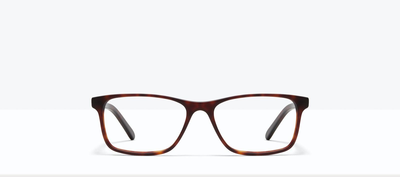 Affordable Fashion Glasses Rectangle Eyeglasses Men Henri M Matte Tort Front