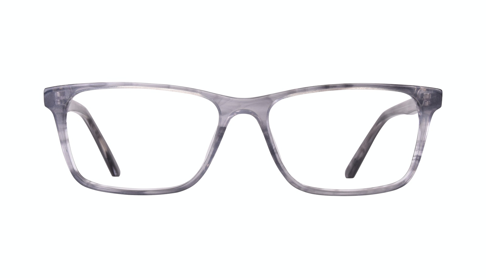 Affordable Fashion Glasses Rectangle Eyeglasses Men Henri Smokey Grey